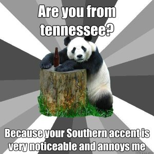 O Tennessee...